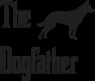 Koszulka męska - THE DOGFATHER