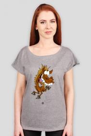 Koszulka damska - Koń