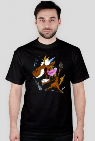 Koszulka męska - KOŃ