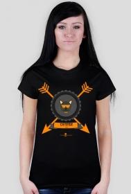 Koszulka damska - CATSTER