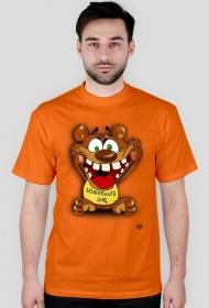 Koszulka męska - UŚMIECHNIJ SIĘ