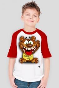 Koszulka dziecięca - UŚMIECHNIJ SIĘ