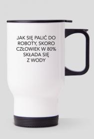 KUBEK ZAPALENIEC