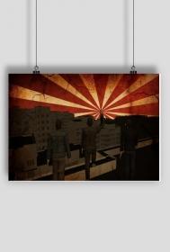 """Plakat """"Rawieznaja Rewolucjia"""""""