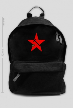 "Plecak ""Rewolucjonista V.2"""