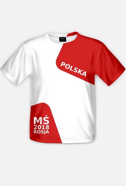 PROMOCJA: Koszulka kibica MŚ 2018