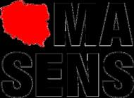 Koszulka Polska Ma Sens/Myślę Pozytywnie