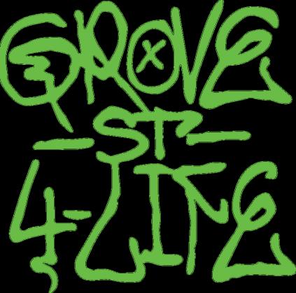 GROVE ST 4-LIFE GTA SA Bluza