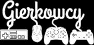 Czarna Fanowska Gierkowcowa Koszulka (Męska)