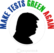 MAKE TESTS GREEN AGAIN XOXO