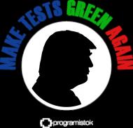 MAKE TESTS GREEN AGAIN XOXO