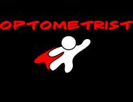 Koszulka damska - Superpower Optometrysta
