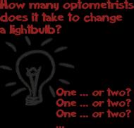 Kubek - How many optometrists