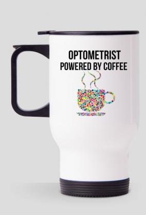 Kubek termiczny - optometrysta