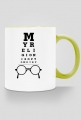 Kubek - My religion is optometry