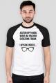Koszulka męska - Wysoki indeks