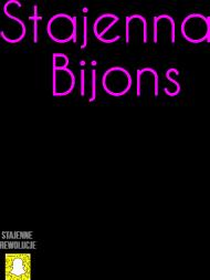 """Bluza Stajenne Rewolucje """" Stajenna Bijons"""""""
