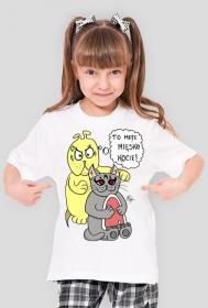 Koszulka to moje mięsko - NOWOŚĆ!