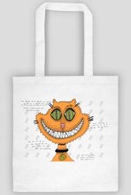 PROMOCJA! Śmiejący się kot! Grin cat! Torba