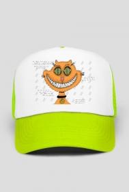 PROMOCJA! Śmiejący się kot! Grin cat! Czapka