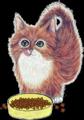 Torba słodki kotek