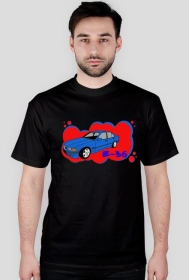 Bmw e36 Blue t-shirt