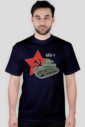 Lollipop Tank Design Ms-1 tank