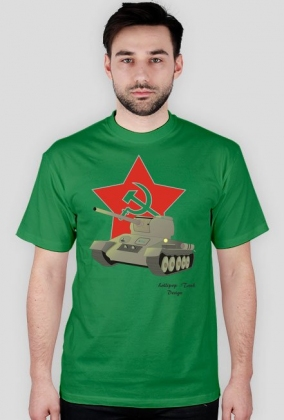 Lollipop Tank Design T-34