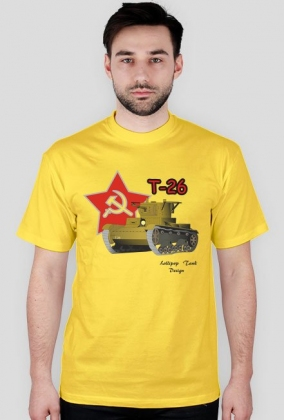 Lollipop Tank Design T-26