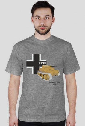 Lollipop Tank Design - Czołg Luchs