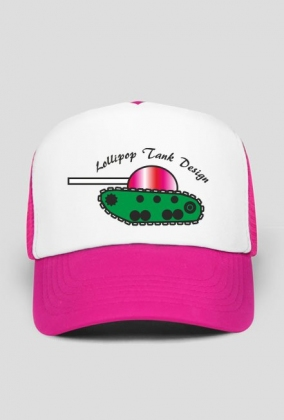 Lollipop Tank Design - czapka