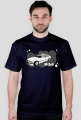 BMW E36 White T-Shirt
