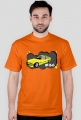 BMW E36 Yellow T-Shirt