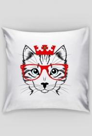 Koci Książę – poszewka na poduszkę