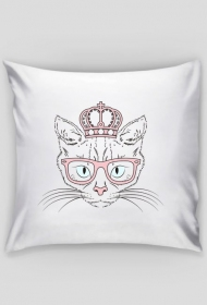 Kocia Księżniczka – poszewka na poduszkę