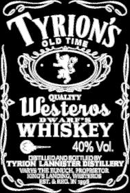 Tyrion's Whiskey – eko torba