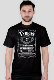 Tyrion's Whiskey – t-shirt męski