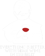 Everything Is Better With Some Wine – t-shirt damski