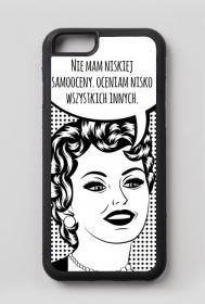 Nie mam niskiej samooceny – etui iPhone 6/6S