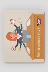 Pamiętaj o przerwach w pracy!