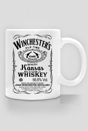 Winchester's Whiskey – Supernatural – kubek