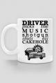 Driver and Shotgun – Supernatural – kubek