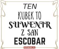 Kubek - San Escobar