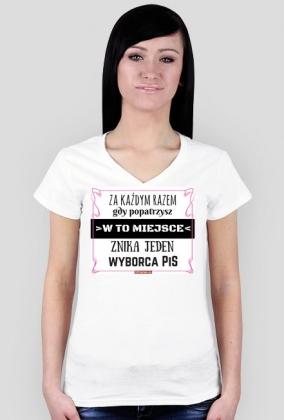 Magiczna koszulka dla pań II