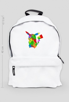 plecak duży pikachu