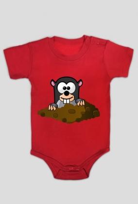 Body niemowlęce Krecik