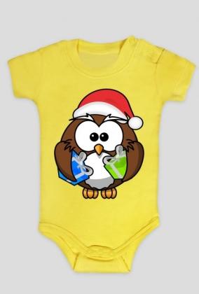 Body niemowlęce Sowa Świeta