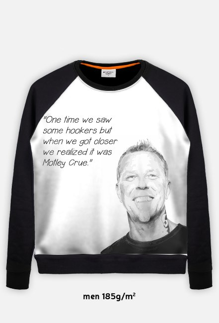 James Hetfield Quote
