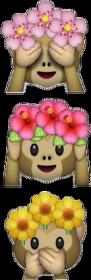 Kubek Emoji Małpka