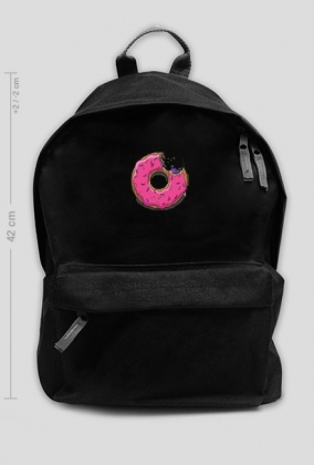 3143621640fc6 Plecak Szkolny Damski Donut - plecaki w SklepFantazjii